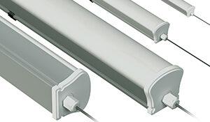 Линейные светильники IP56